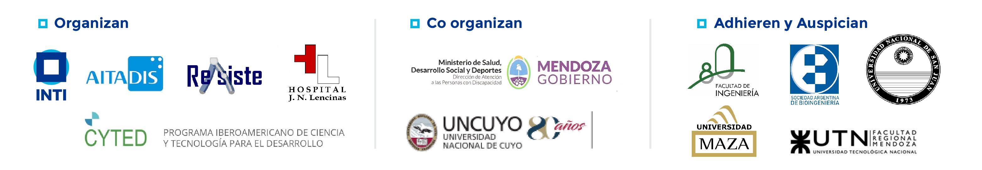 Logos Auspiciantes