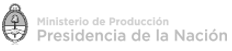 Logo Ministerio de Produccion